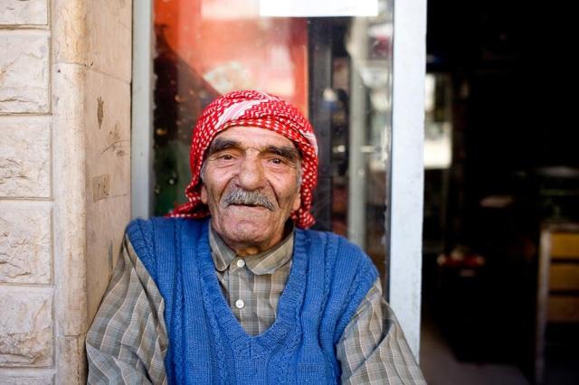 Man from Maaloula