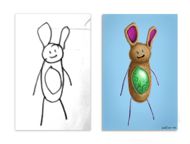 Bunny by Lama & Jorgen